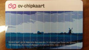 Anonieme OV Chipkaart